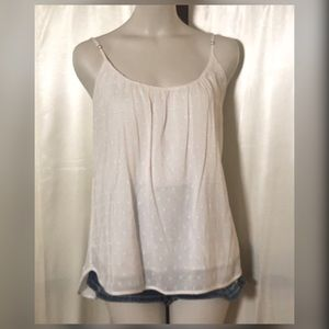 The limited adjustable white tank